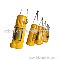 CD1 electrical hoist for sale