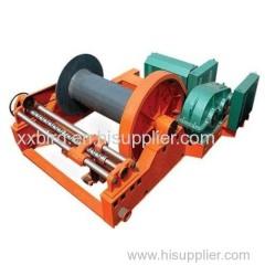 JD series electric mine winch