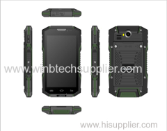 V-2 EVDO cdma2000 cdma 1x800mhz 5inch oem order waterproof smart phone military use out door use tough place use phone