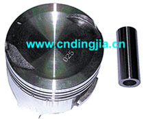 Piston Set With Pin / +0.25 / 12111A78B01-025 / 96571773 / 96567379 FOR DAEWOO DAMAS & LABO 04 / TICO 00 / MATIZ 0.8