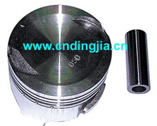 Piston Set With Pin / +0.50 / 12111A78B01-050 / 96567380 / 96571774 FOR DAMAS & LABO 04 / TICO 00 / MATIZ 0.8