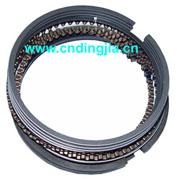 RING SET-PISTON / +0.75 / B: 12140-78B00-075 / A: 12140A78B10-075 FOR DAEWOO DAMAS & LABO 04 / TICO 00 / MATIZ I-II