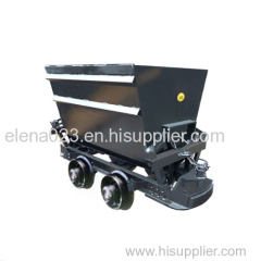 High quality Rocker side dump car with MA