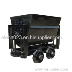 Fixed Coal Mining Car