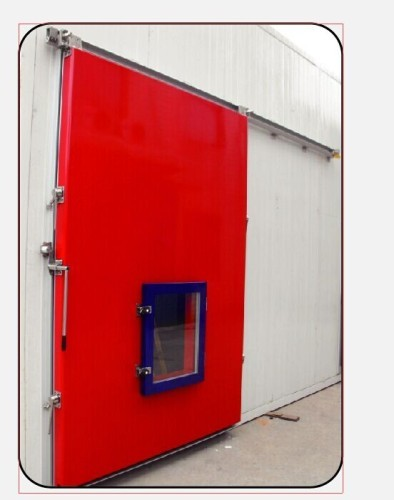 sliding doors for controlled atmosphere rooms