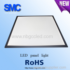 40W 600X600mm 100~277 VAC led panel light