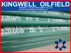 Top Quality API SPEC 7-1 standard Heavy Weight Drill Pipe