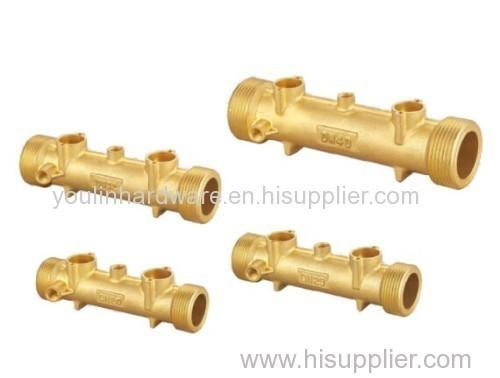 Water meter brass parts