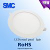 round 10w ultra thin led panel light for indoor using