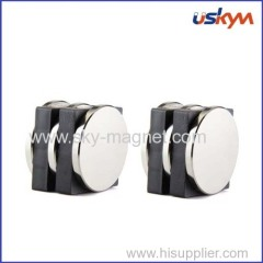 Large Strong Sintered Rare Earth Magnet