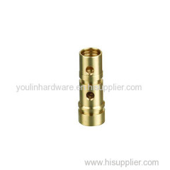 OEM service machining brass components