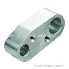Aluminium maching cable clamp fitting
