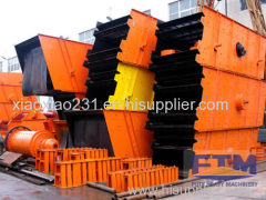 Sand Vibrating Screen Machines