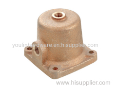 Casting thermostatic valve body with good quality