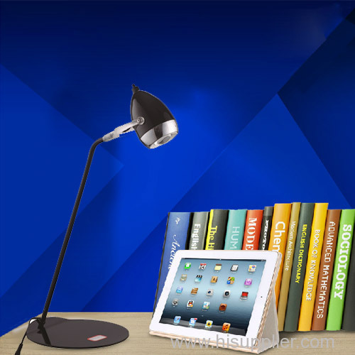 The eye lamp lamp bedroom bedside lamp for children to learn to write LED support
