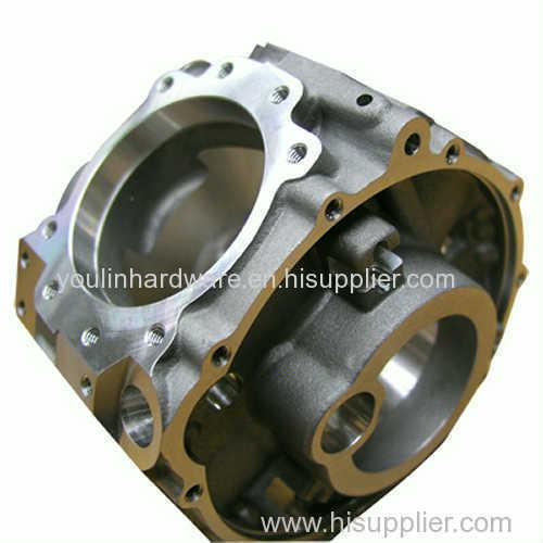 Die casting aluminum valve