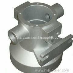 High quality aluminium casting valve
