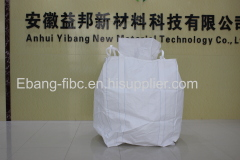 Dry flowable product transporting jumbo bag