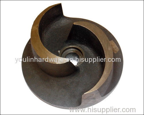 Casting iron spare products