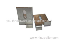 China steel stamping parts with good after sale service