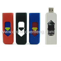 gas-free rechargeable USB lighter