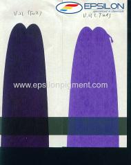 Automobile paints OEM paints application CAS RN No. 215247-95-3 Carbazol Violet Dioxazine Violet Pigment Violet 23