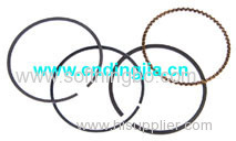 PISTON RING SET STD / +0.25 / +0.50 / 96325192 / 96611457 / 96611458 FOR DAEWOO MATIZ 1.0 / CHEVROLET SPARK 1.0