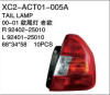 Replacement for ACCENT 00 Tail lamp