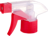 high quality plastic red garden trigger sprayer water triger sprayer