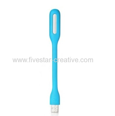 Flexible Silicone Portable USB Led Light Bendable Mini Lamp for Keyboard Reading Notebook Laptop