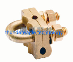 U bolt rod to cable clamp(type GUV)