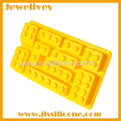 Funny shape Silicone ice mold for child
