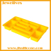 Silicone ice cube tray 10 different cavitives