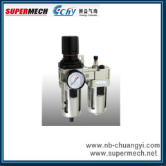 AC Series Air Filter Combination (air filter reulators and lubricator) SMC