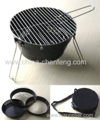 detachable folding portable BBQ grills