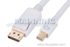 Displayport To MINI Displayport Cable