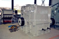 new Reversible Impact Hammer Crusher