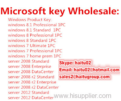 windows server 2013 product key
