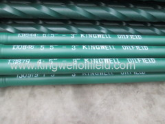 AISI 4145H Heavy Weight Drill Pipe/HWDP