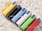 Mobile Plastic Power Bank 4200mAh , Smart Phone External Battery Charger