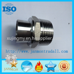 Stainless steel threading connecting end Stainless steel threading connectors Stainless steel connecting Pipe fittings