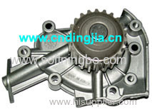 WATER PUMP 17400-60D01-000 / 96518977 / 96666219 / 96563958 / GWS-13A / GWS-19A FOR DAEWOO MATIZ 0.8 - 1.0