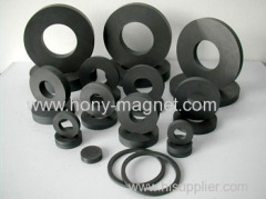 Ceramic Ferrite Ring Magnet for Water Meter