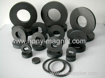 Ceramic Ferrite Ring Magnet for Water Meter