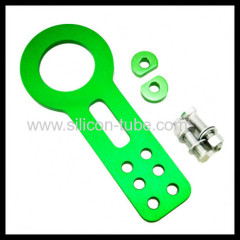 Colorful Aluminum Racing Front Rear truck tow hook