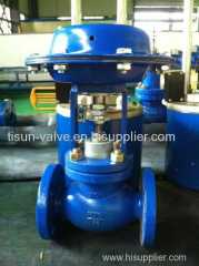 diaphragm control valve regulator