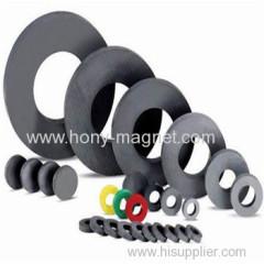 Ferrite Ring Magnet/High Grade Ferrite Magnet