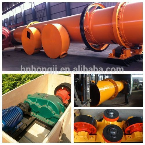 Rotary Dryer With CE& ISO Approved on sale