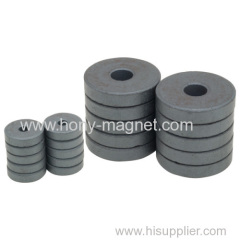 Permanent Ferrite Magnets Suitable For Motors Customized Shapes And Sizes