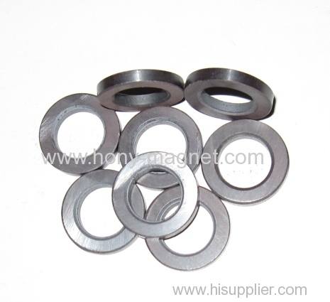 Y30Bh Hard Flat Round Strontium Disc Ferrite Magnet